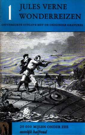 Verne, Jules - 20 000 mijlen onder zee. Oostelijk halfrond