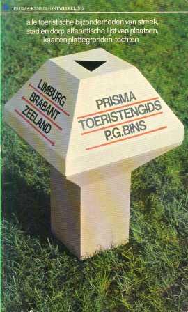 Bins, P.G. - Prisma-toerismegids Zeeland-Brabant-Limburg