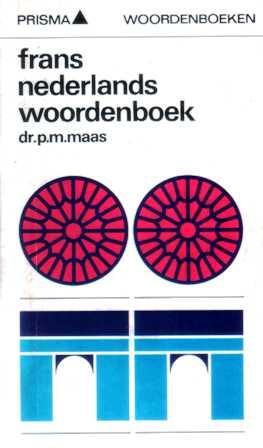 Maas, Dr. P.M. - Frans Nederlands woordenboek